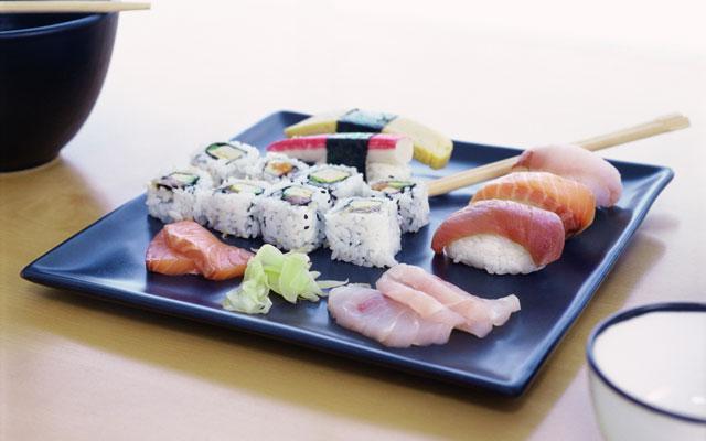 BEWEZEN: sushi-lovers leven langer!