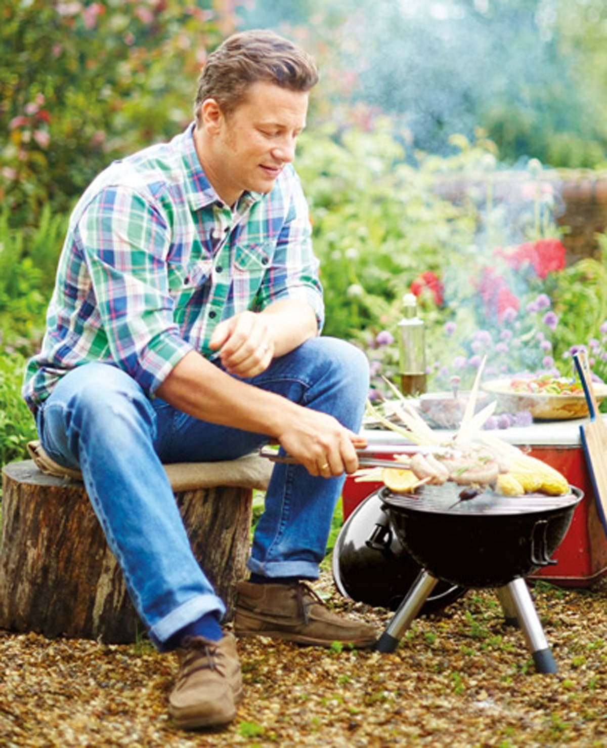 Win een Jamie Oliver barbecue