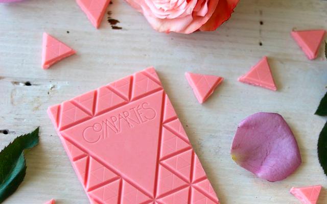 Yes: er bestaat nu chocolade met rosésmaak