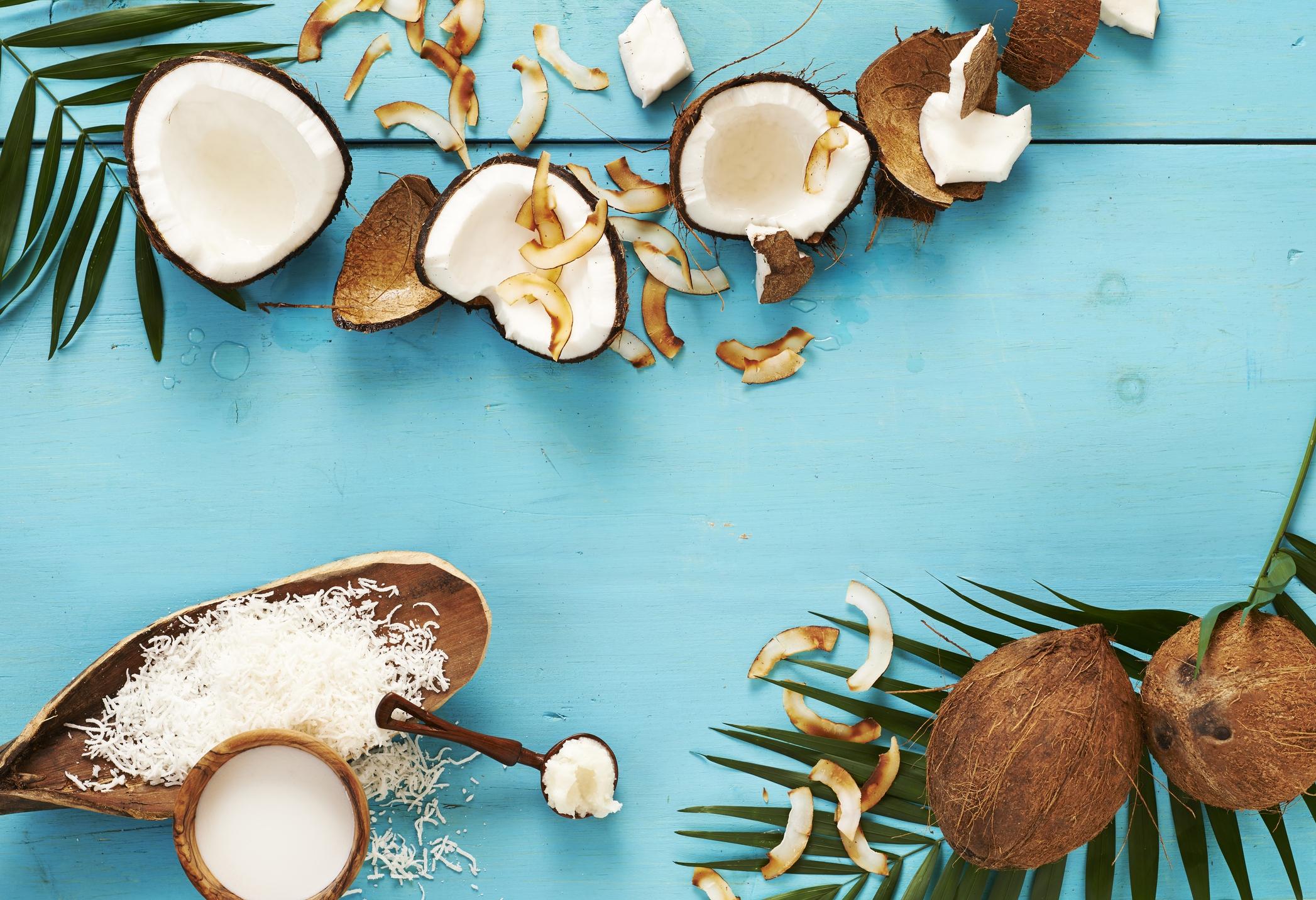 11 redenen waarom kokosolie écht onmisbaar is in de badkamer