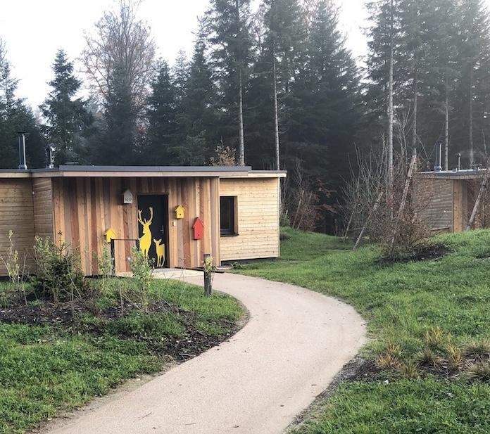 Flair test bungalows Center Parcs: 'Kids blij, wij blij!'