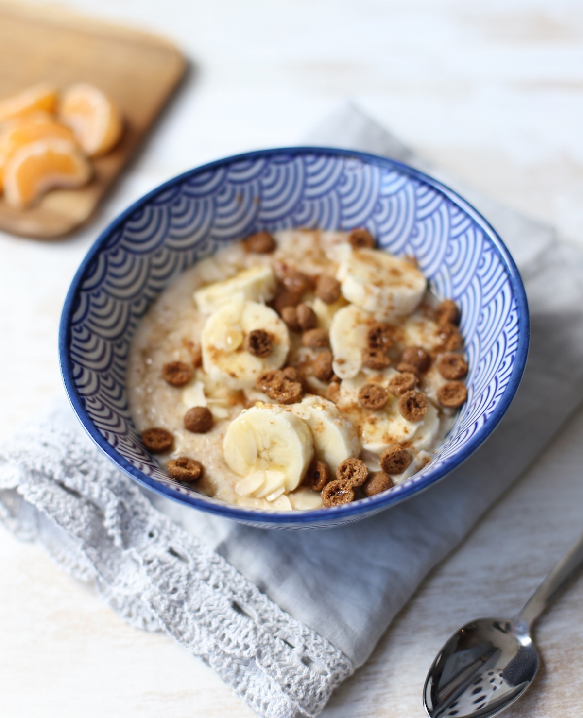 Havermout met speculaas
