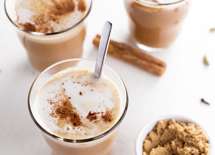 Recept: chai thee latte