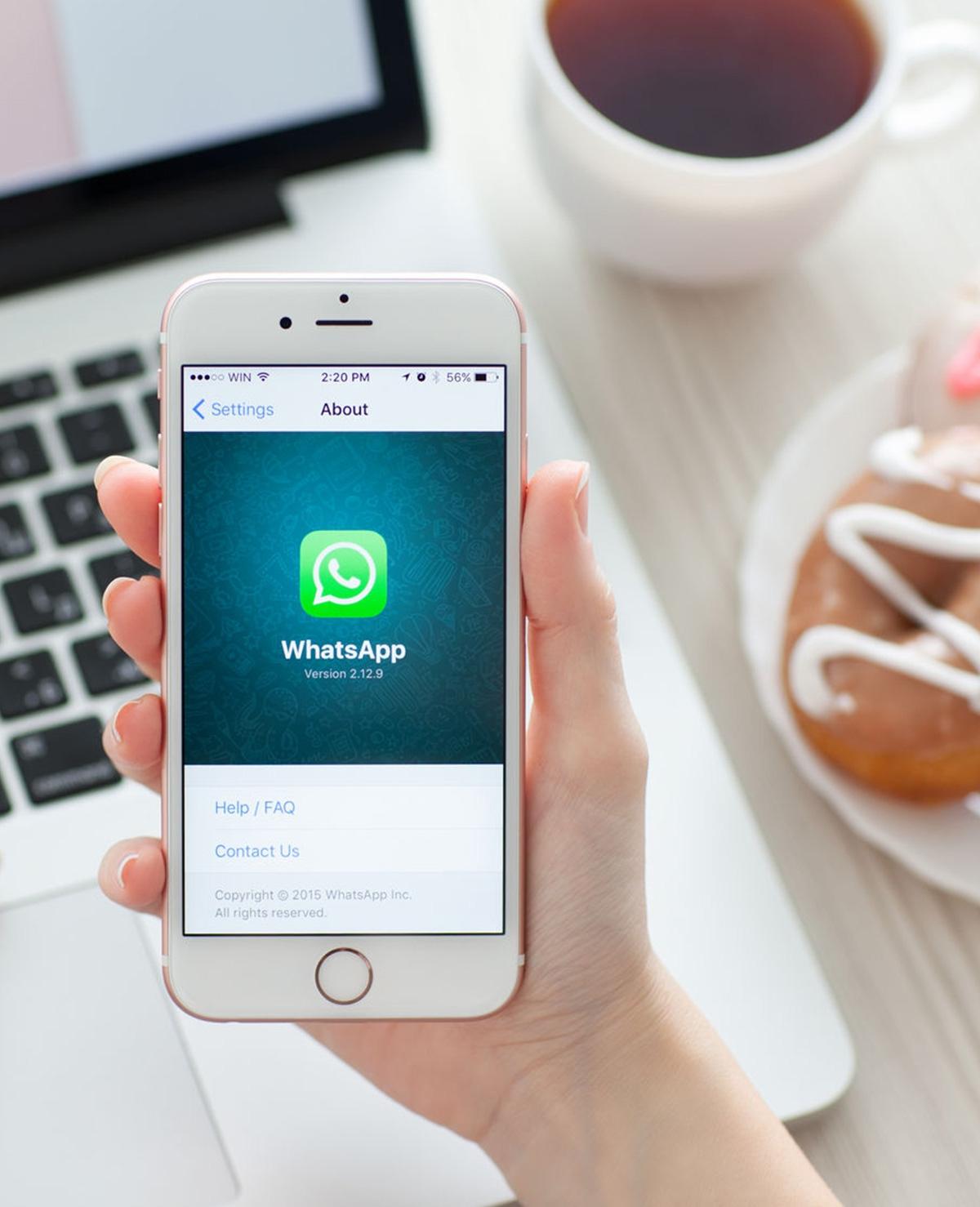 Uh-oh: de WhatsApp vinkjes kregen een update