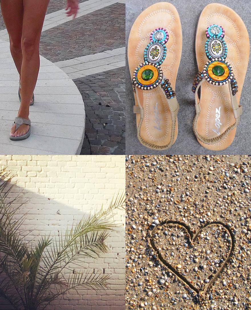 Denise blogt: Blote benen