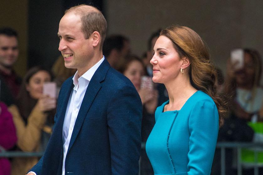 Aaw: lieve foto van jonge prins William en Kate Middleton opgedoken