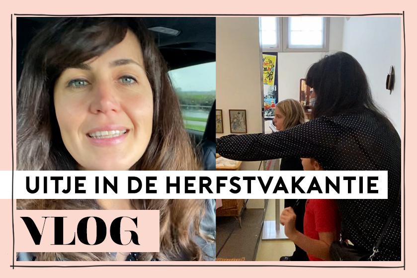 Flair TV: Kirsten en Nick Schilder vieren de herfstvakantie met gezellig én leerzaam gezinsuitje in eigen land