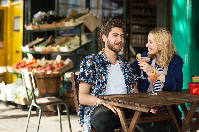 Hap Slik Zeg: 'Met een cocktail vierden we dat het leven weer enigszins normaal leek'