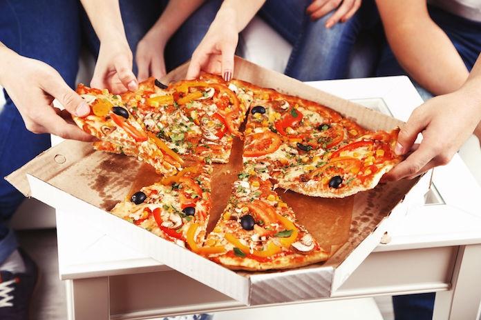 Bewezen: pizza maakt je productiever