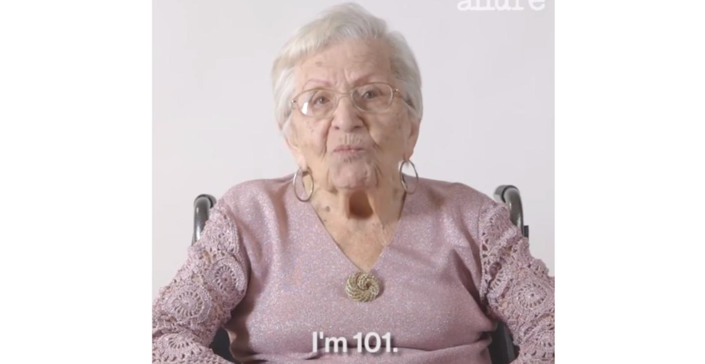ZIEN: beautyadvies van 100-jarigen
