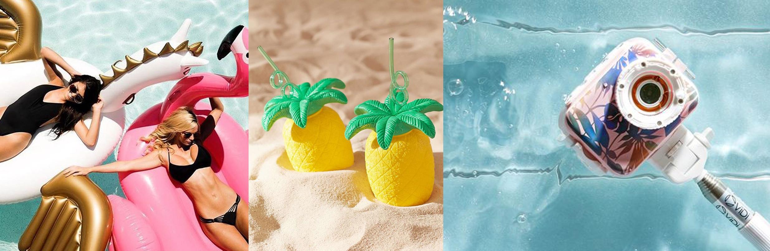 Let's go to the beach met deze 11 hippe items!