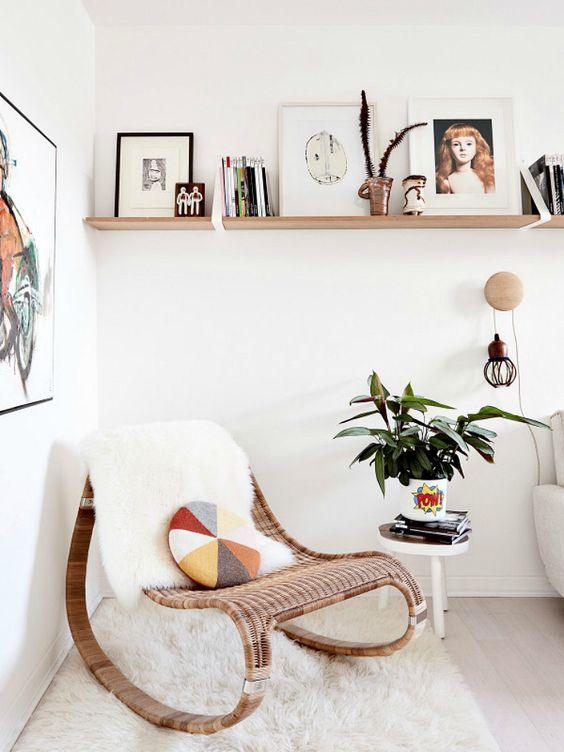 Pinspiration: 11 schommelstoelen voor knusse hoekjes in huis!