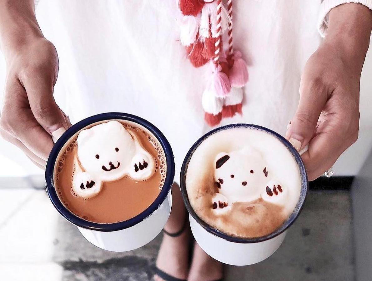 3D latte art is de nieuwe trend voor je dagelijkse bakkie pleur