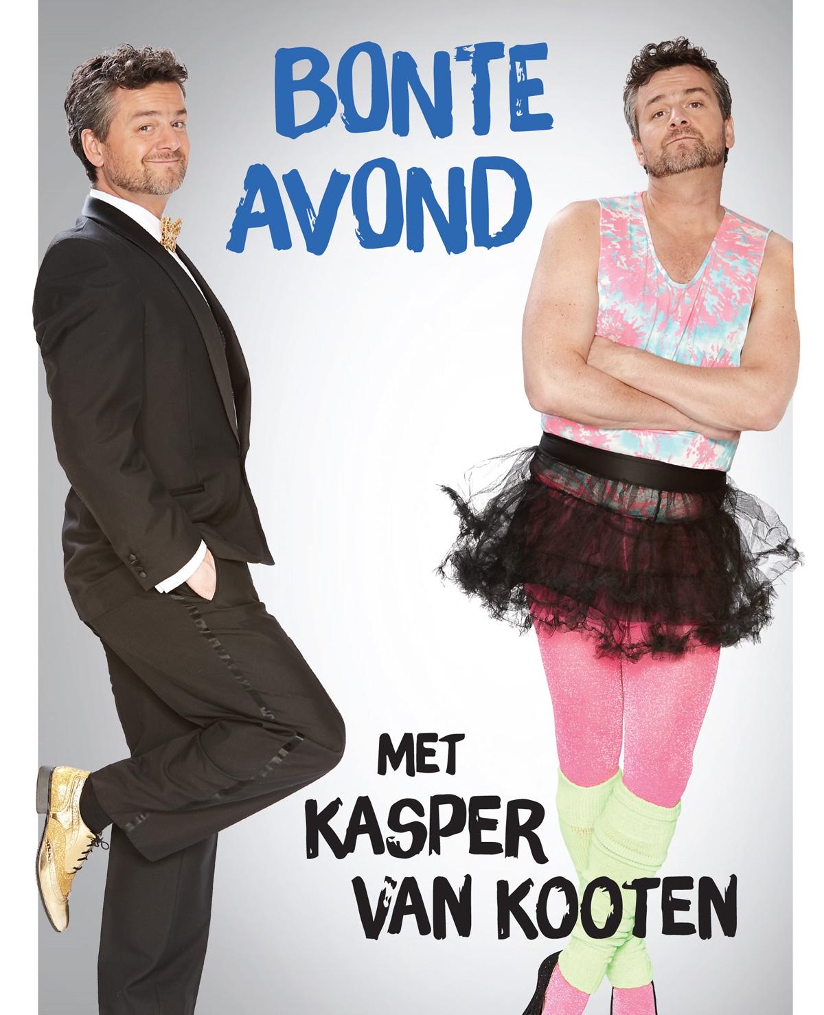 Win kaarten voor de voorstelling van Kasper van Kooten!