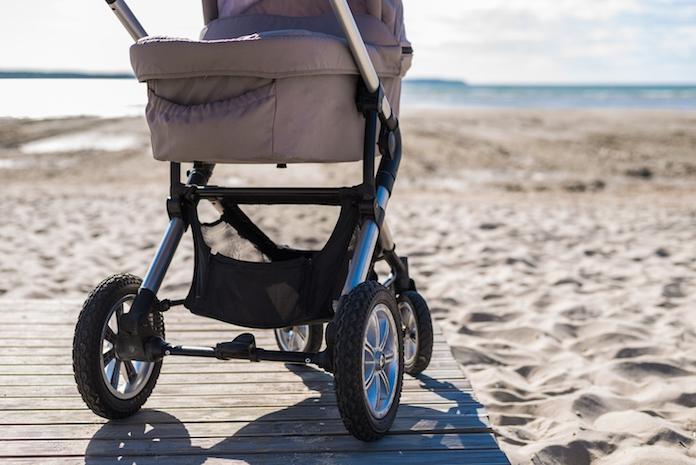 Tilda had een postnatale depressie: 'Ik ben van nature geen somber type en verlangde naar een baby