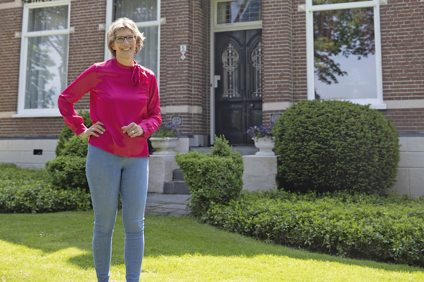Kirsten heeft grote zorgen door aardbevingsschade: 'De mensen in Groningen worden aan hun lot overgelaten'
