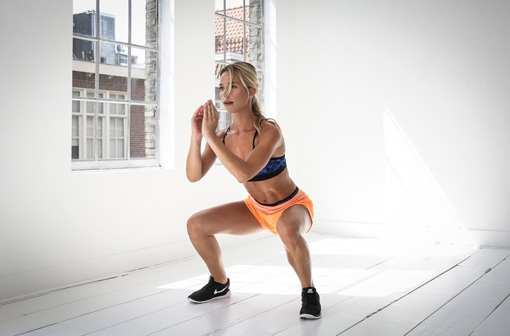 Bootybuilding met 3 workouts in 10 minuten