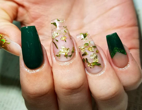 Bizarre beauty trend: Weed Nails