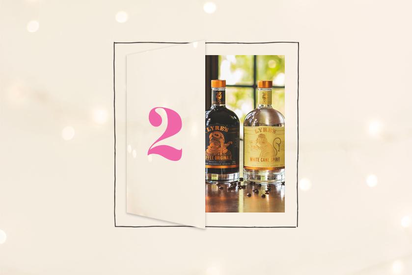 Flair's Adventskalender 2020 #2: win 3x een luxe (alcoholvrij) 'sterkedrank'-pakket van Lyre's!