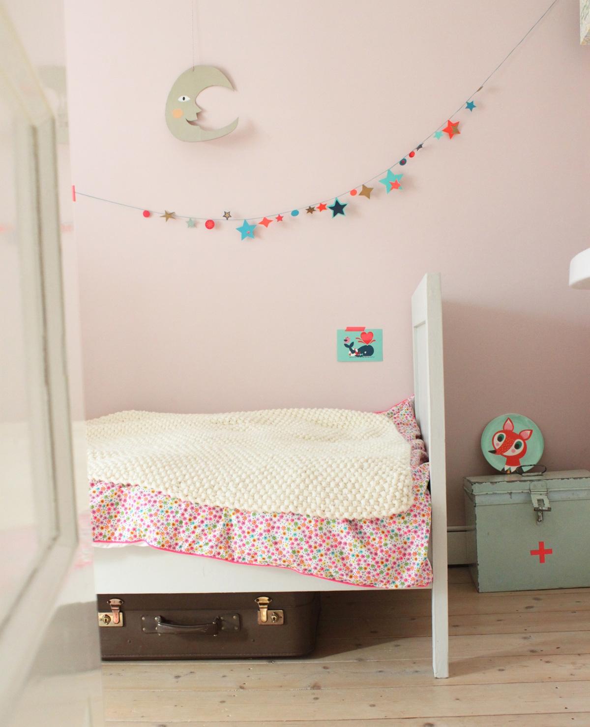 Hoera! Kinderkamerstylist.nl van onze kidsblogger Jolien bestaat 5 jaar!