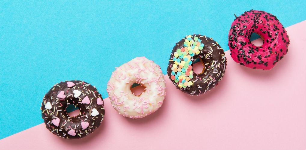 Vier 'Wereld Donut Dag' met deze speciale Nutella donut
