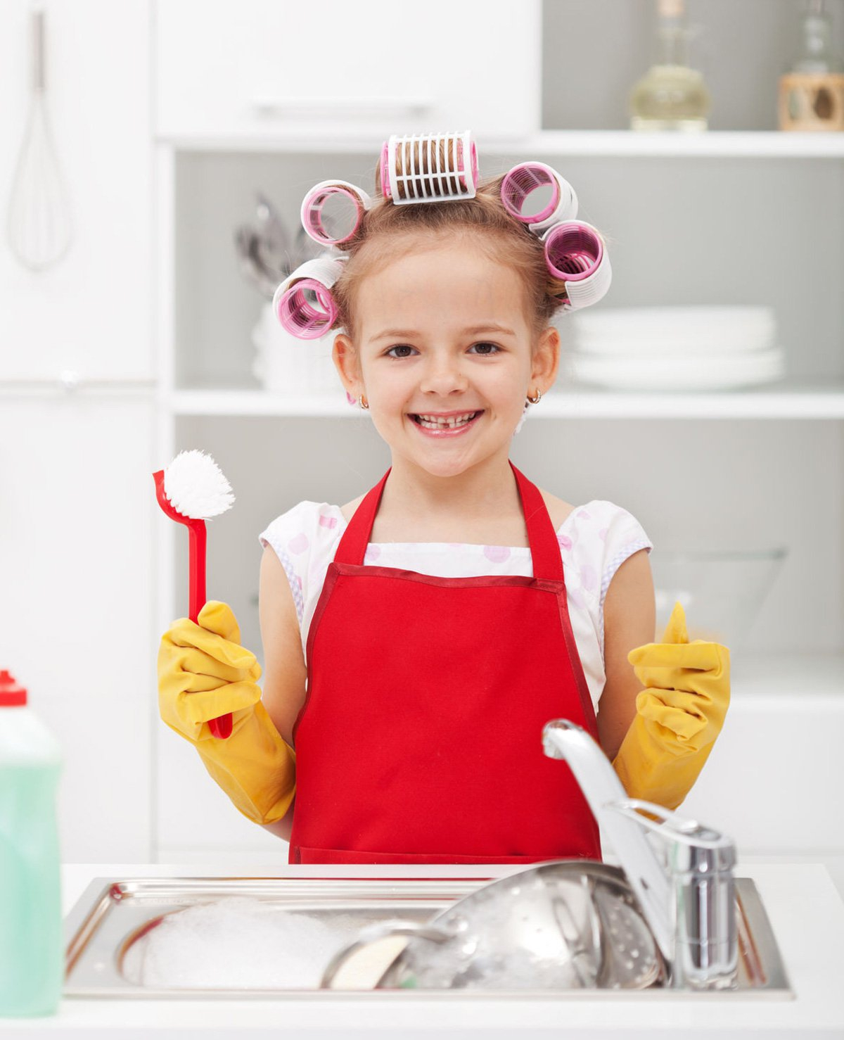 Waarom we gelukkig worden van schoonmaken