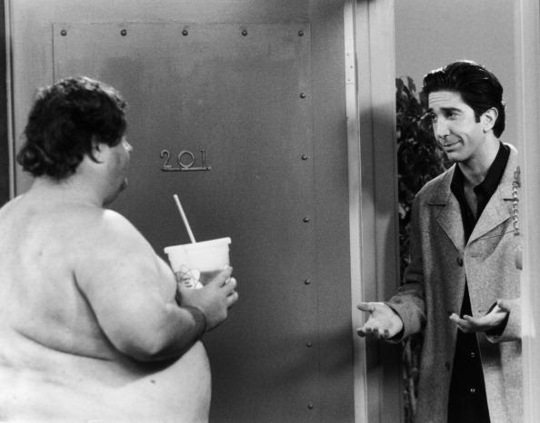 Wow! Eindelijk is bekend wie Ugly Naked Guy speelde in Friends