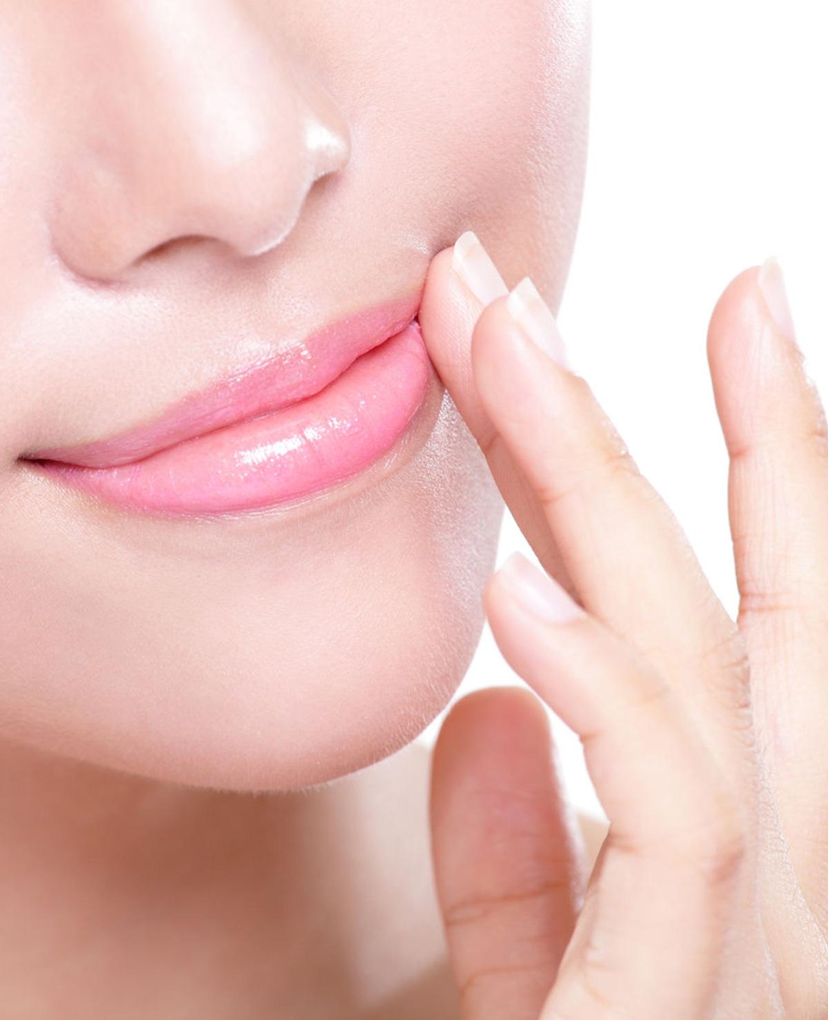 Tips tegen gebarsten lippen