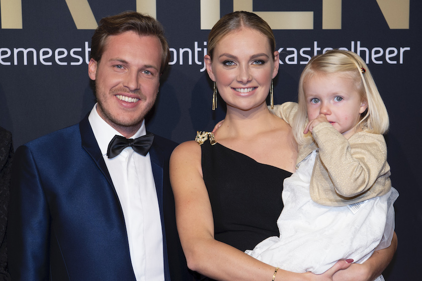 Dolle boel: nóg meer 'gezinsuitbreiding' voor zwangere Maxime Meiland en geliefde Leroy