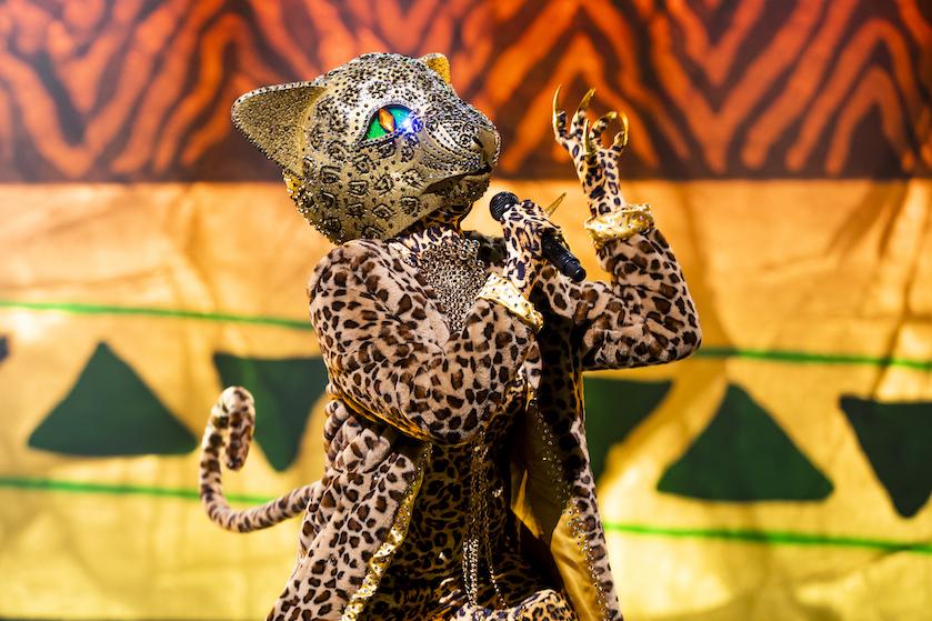 Spannend! Volgens kijkers zitten déze BN'ers in de bizarre kostuums van 'The Masked Singer'