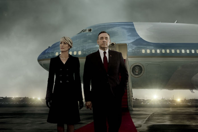 Hail to the chief: eerste teaser laatste seizoen 'House of Cards' online