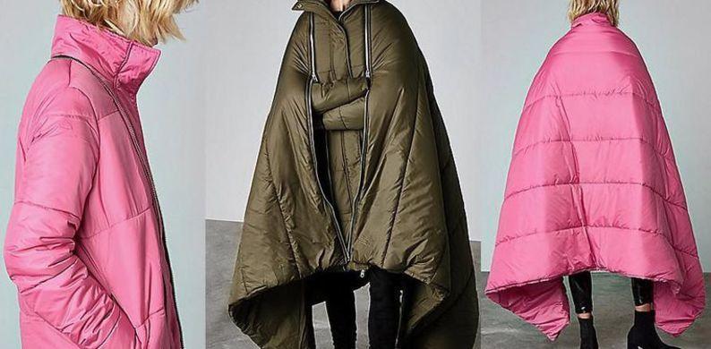 Voor de echte koukleumen: met deze jas hoef je het nooit meer koud te hebben