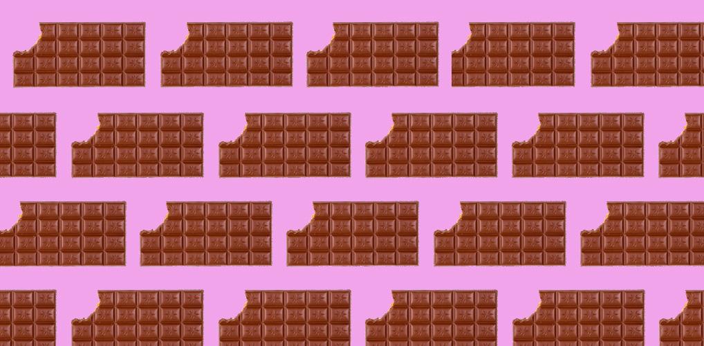 Waarom chocola je beste vriendin is wanneer je ongesteld bent