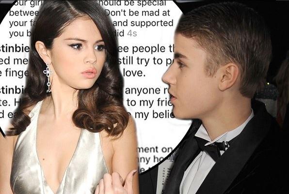 Zien: Selena Gomez en Justin Bieber verklaren elkaar de oorlog op Instagram