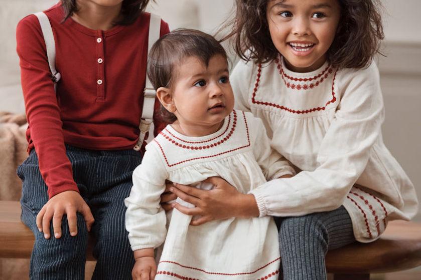 Ein-de-lijk! H&M lanceert populaire 'Baby Exclusive'-lijn nu voor grotere kinderen