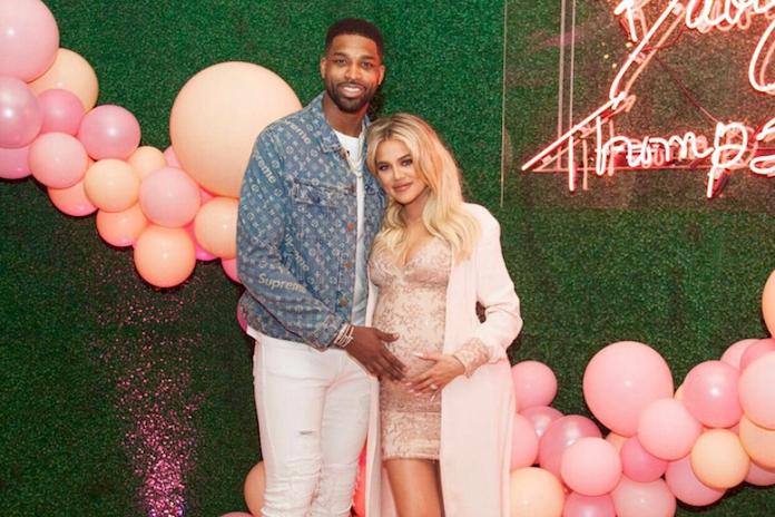 Khloe Kardashian door 't lint na affaire-nieuws, Tristan uitgejouwd op basketbalveld