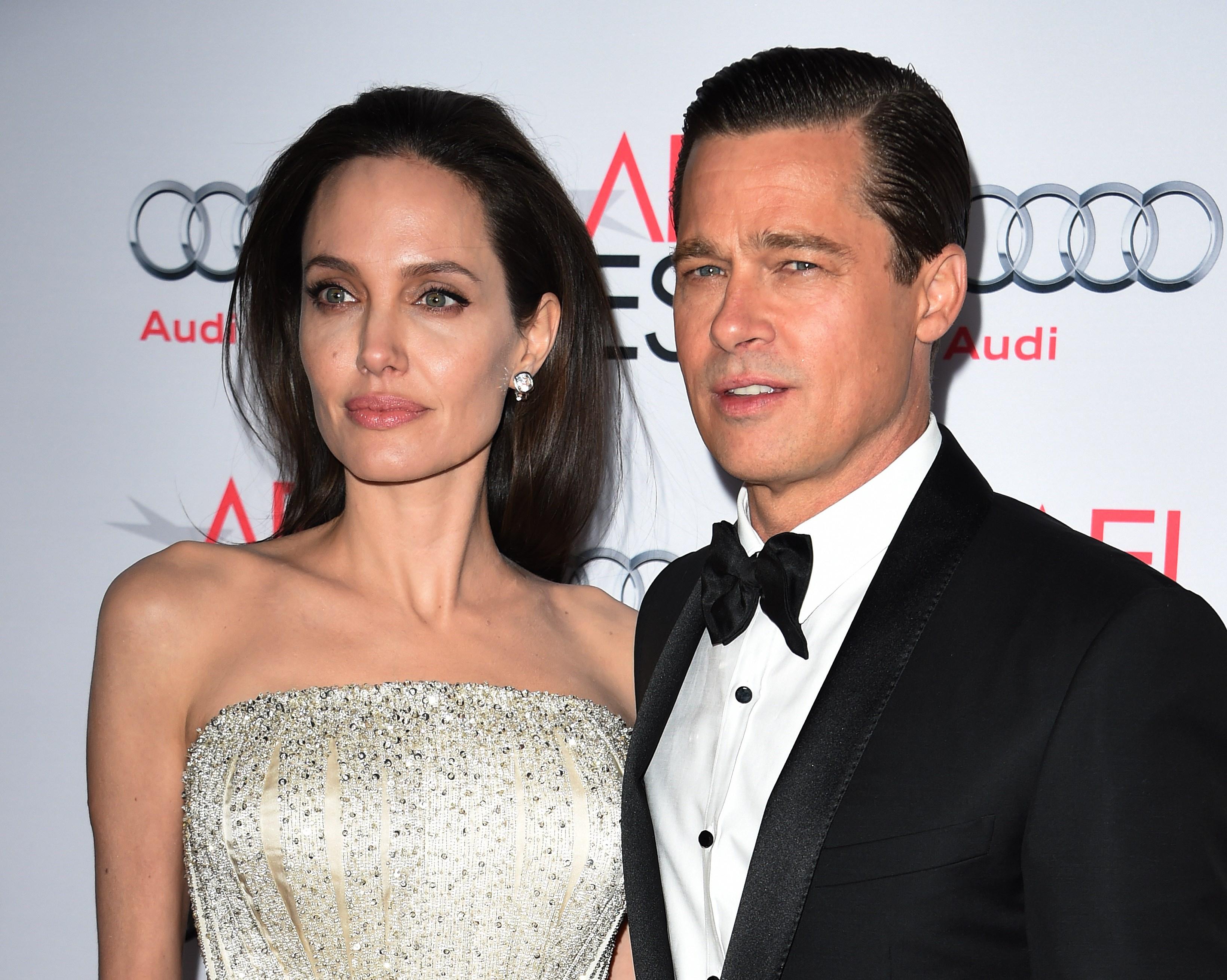 Dit is er besloten in de voogdijzaak van Angelina Jolie en Brad Pitt