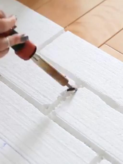 Zo fake je een bakstenen muur in huis