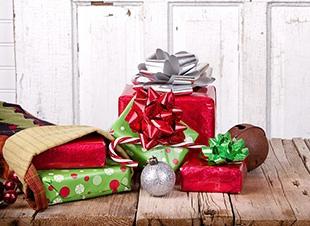 Kerstcadeaus inpakken doe je zo