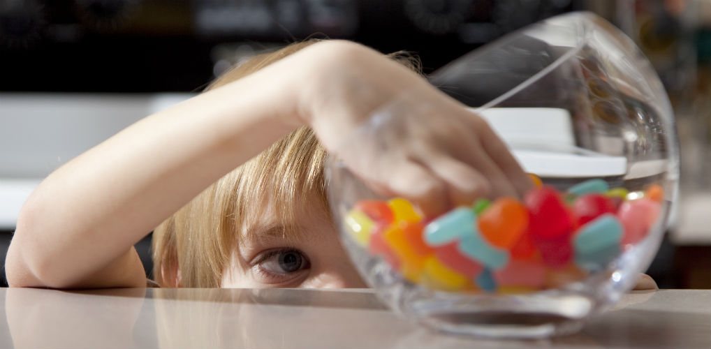 Hoe vaak laat je je kind snoepen? 'Hier in huis mogen ze pakken zo vaak ze willen'