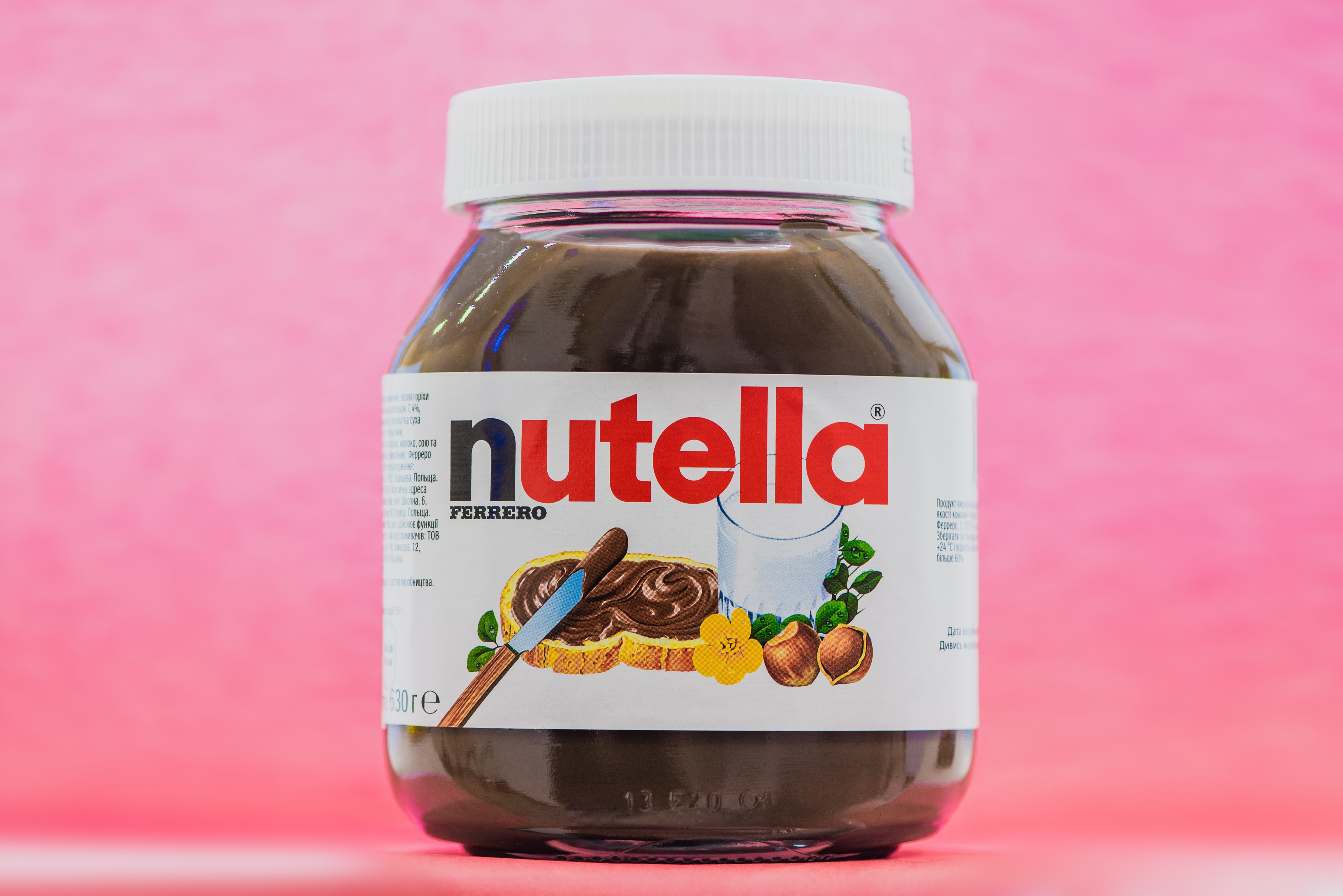 8 verrassende feitjes over Nutella