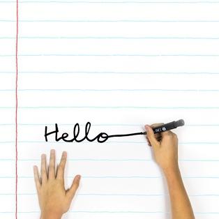 Wallpaper coloreable line notebook