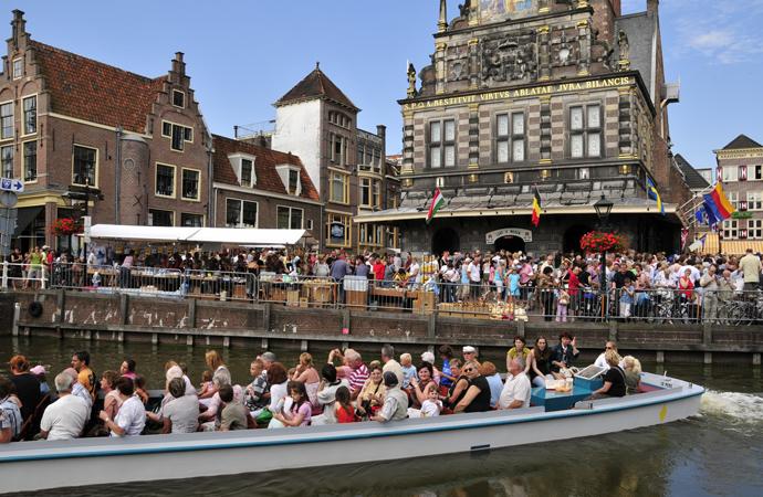 5x food hotspots in Alkmaar