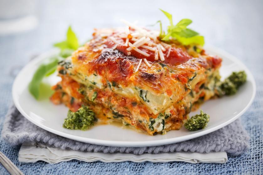 Hap slik zeg: 'Vroeger vond ik lasagne al te exotisch, ik probeerde het niet eens'