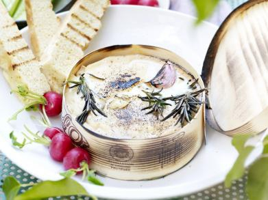 Recept: camembert in z'n doosje
