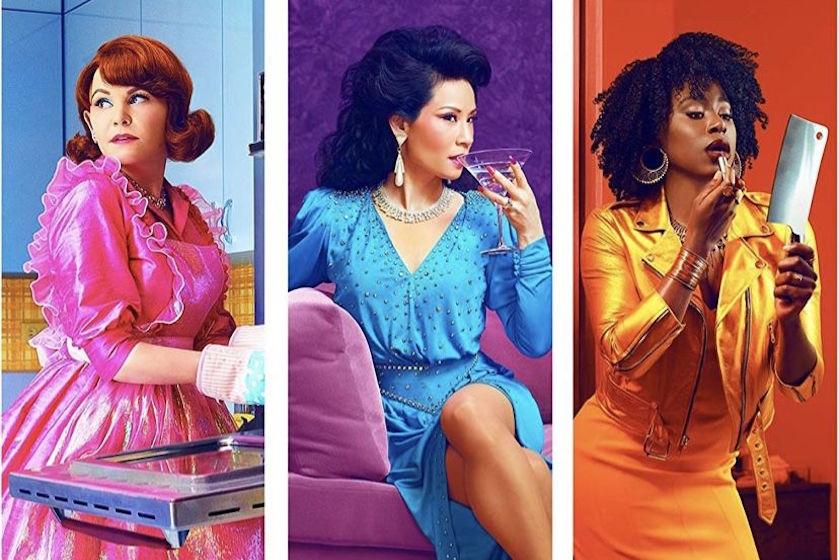 Al valentijnsplannen? Nieuwe serie van makers 'Desperate Housewives' vanaf vrijdag te bingen