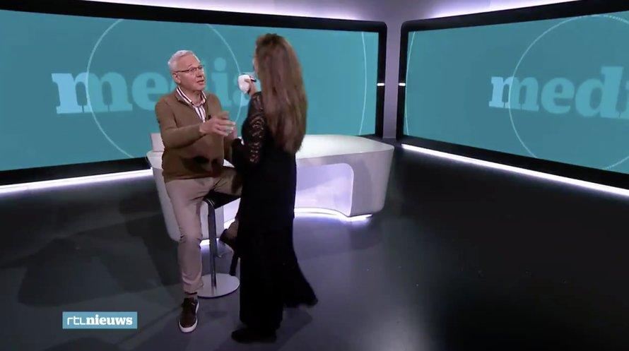 Visagiste blundert bij RTL Ontbijtnieuws: 'Het zorgde tot hilariteit bij Jan en bij ons in de regie'