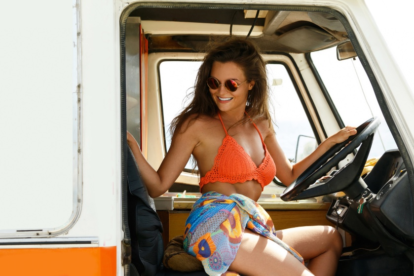 Trend-alert: Deze bikini uit de jaren zeventig komt helemaal terug