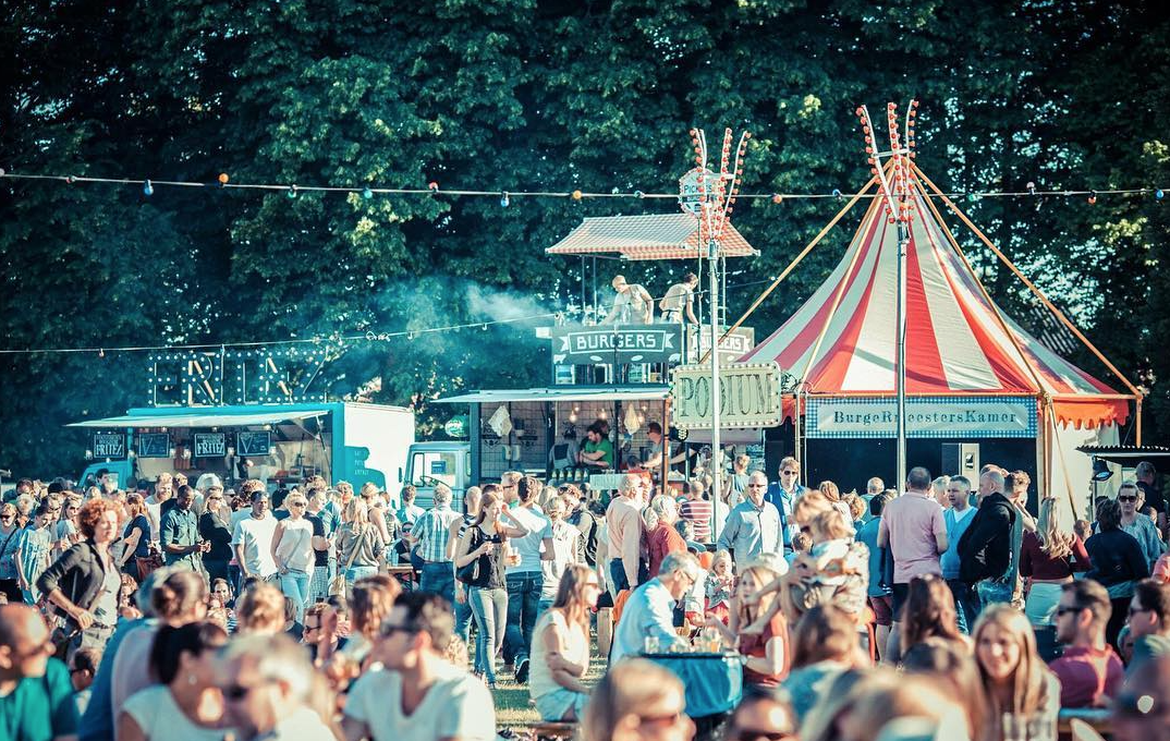 YES: deze zomer kunnen we opnieuw smullen op het grootste foodfestival van Nederland