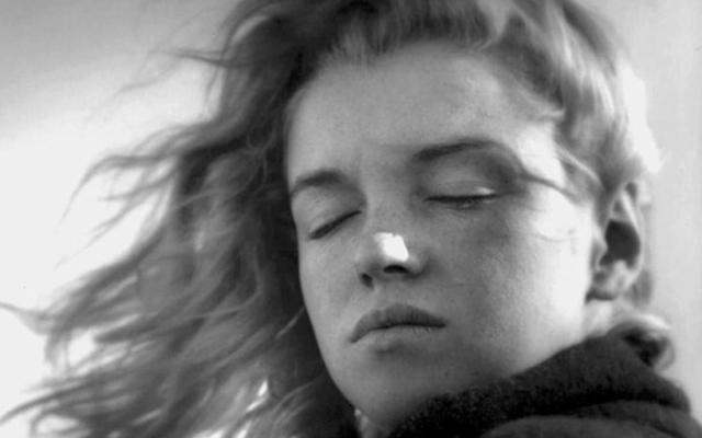 Zo zag de 20-jarige Marilyn Monroe eruit
